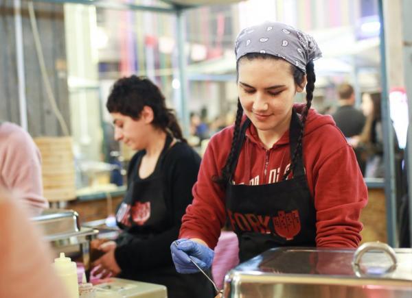 70281d1b56 Τα λαχταριστά πιάτα του τελευταίου Fork Food Market