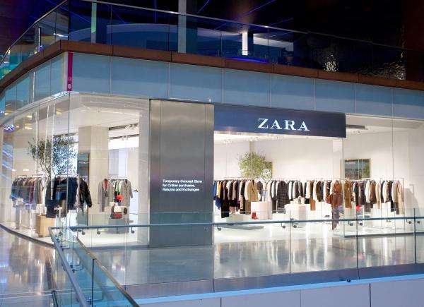 8d15f0ecffe Ένα νέο, καινοτόμο κατάστημα των Zara αλλάζει το μέλλον της μόδας